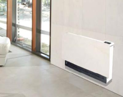 Riscaldamento elettrico a infrarossi accumulo a basso consumo