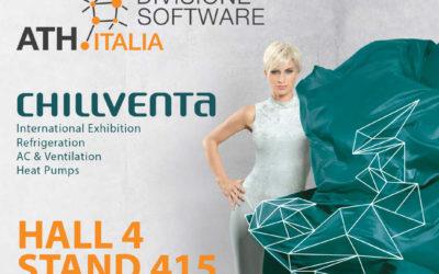 ATH Italia divisione Software a Chillventa 2016