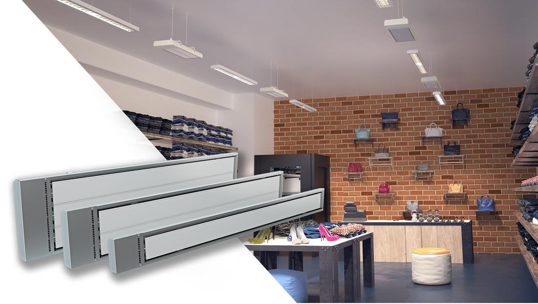 factory heater radiatore industrie grandi spazi media temperatura